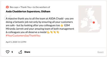 Asda Chadderton Superstore, Oldham