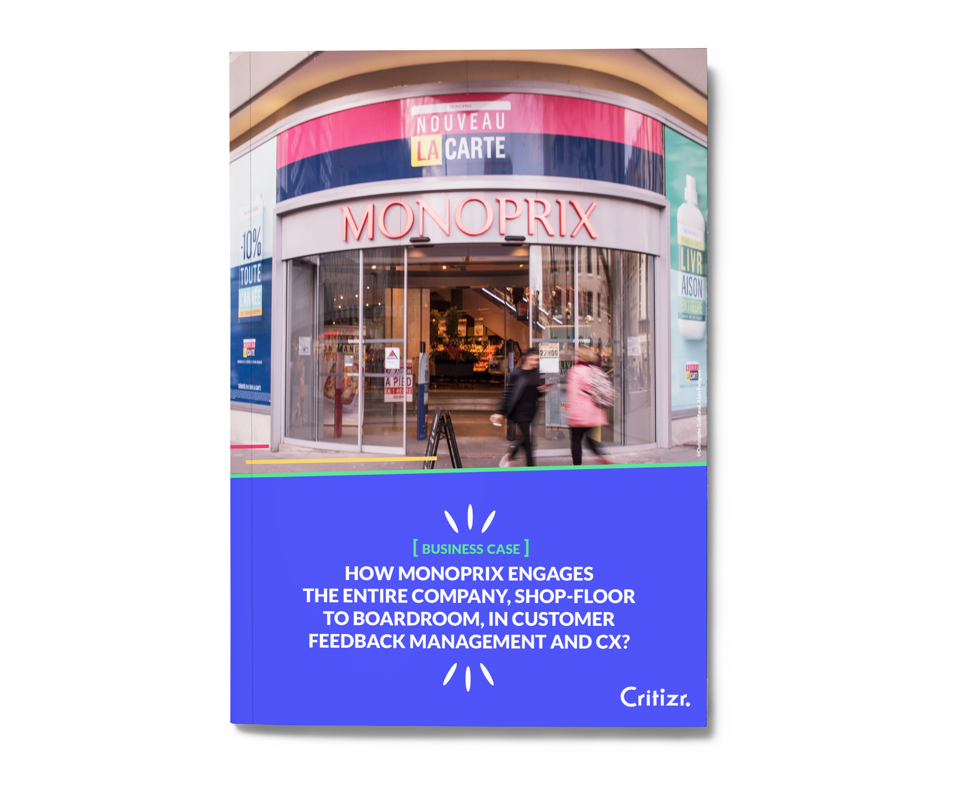 BUSINESS CASE MONOPRIX_UK