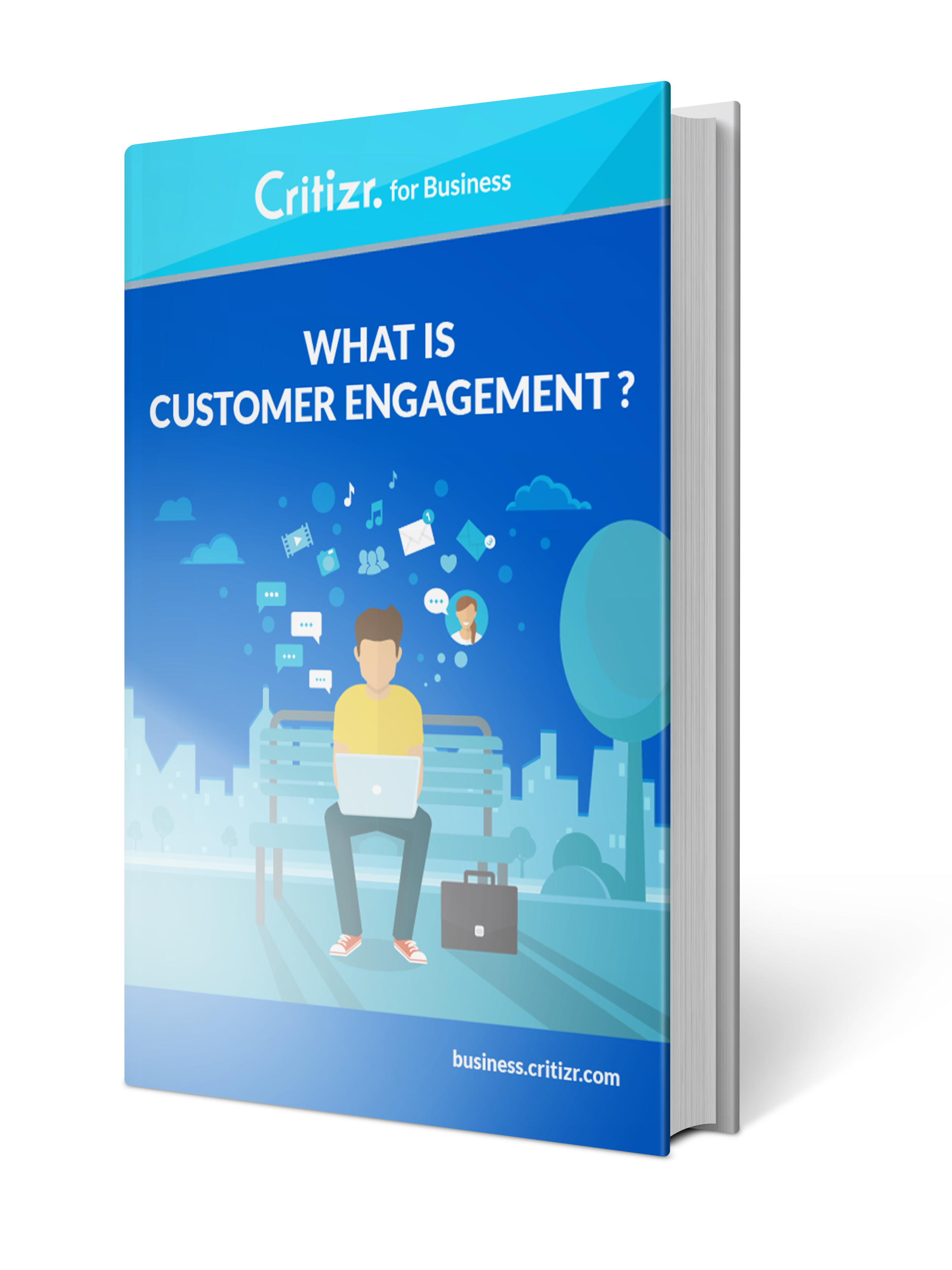 Ebook customer engagement