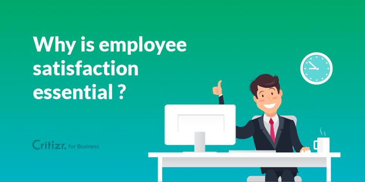 Warum ist die Zufriedenheit der Mitarbeiter wesentlich?