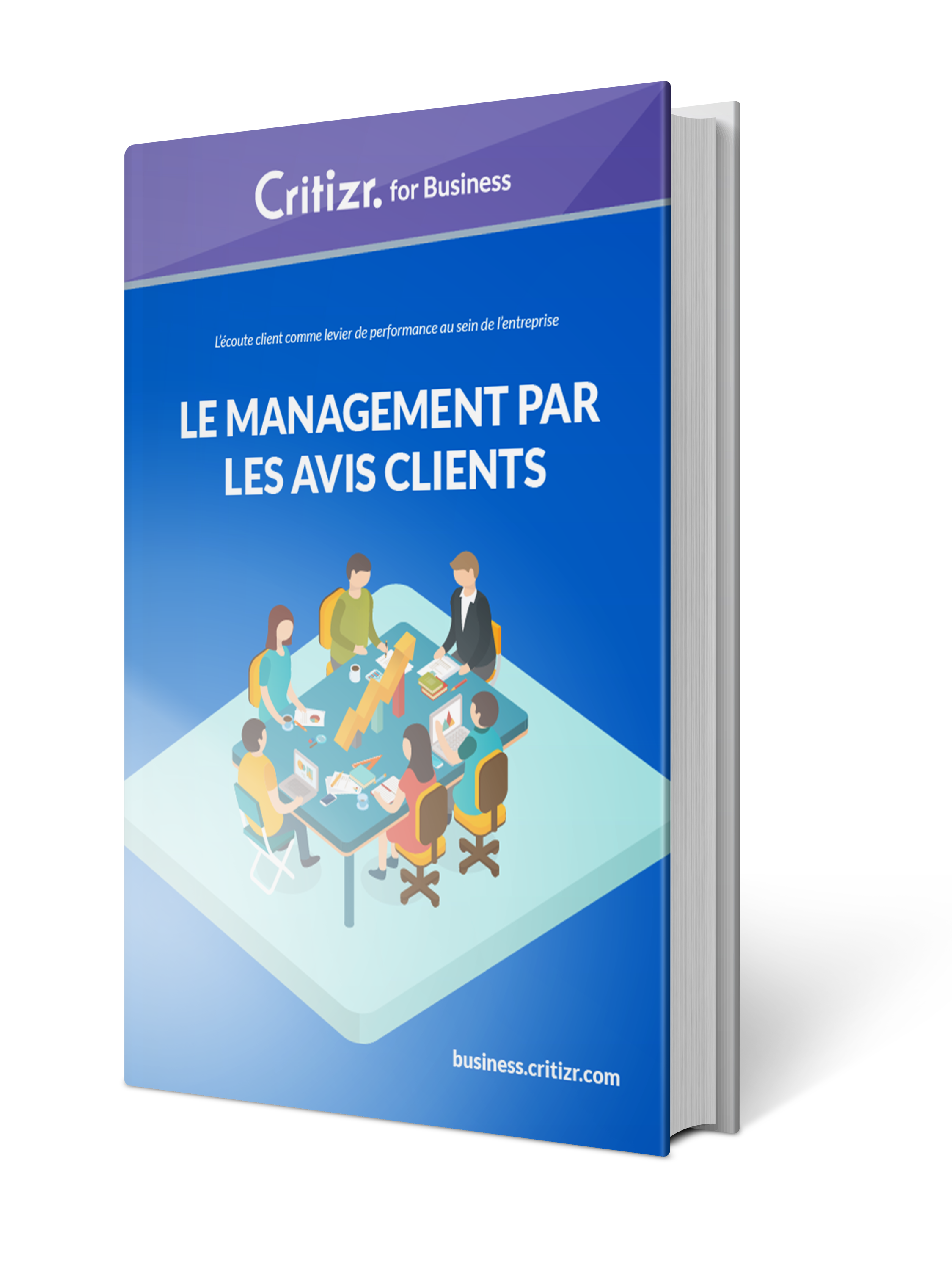 Ebook Le management par les avis clients