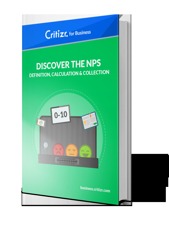 Net promoter score ebook