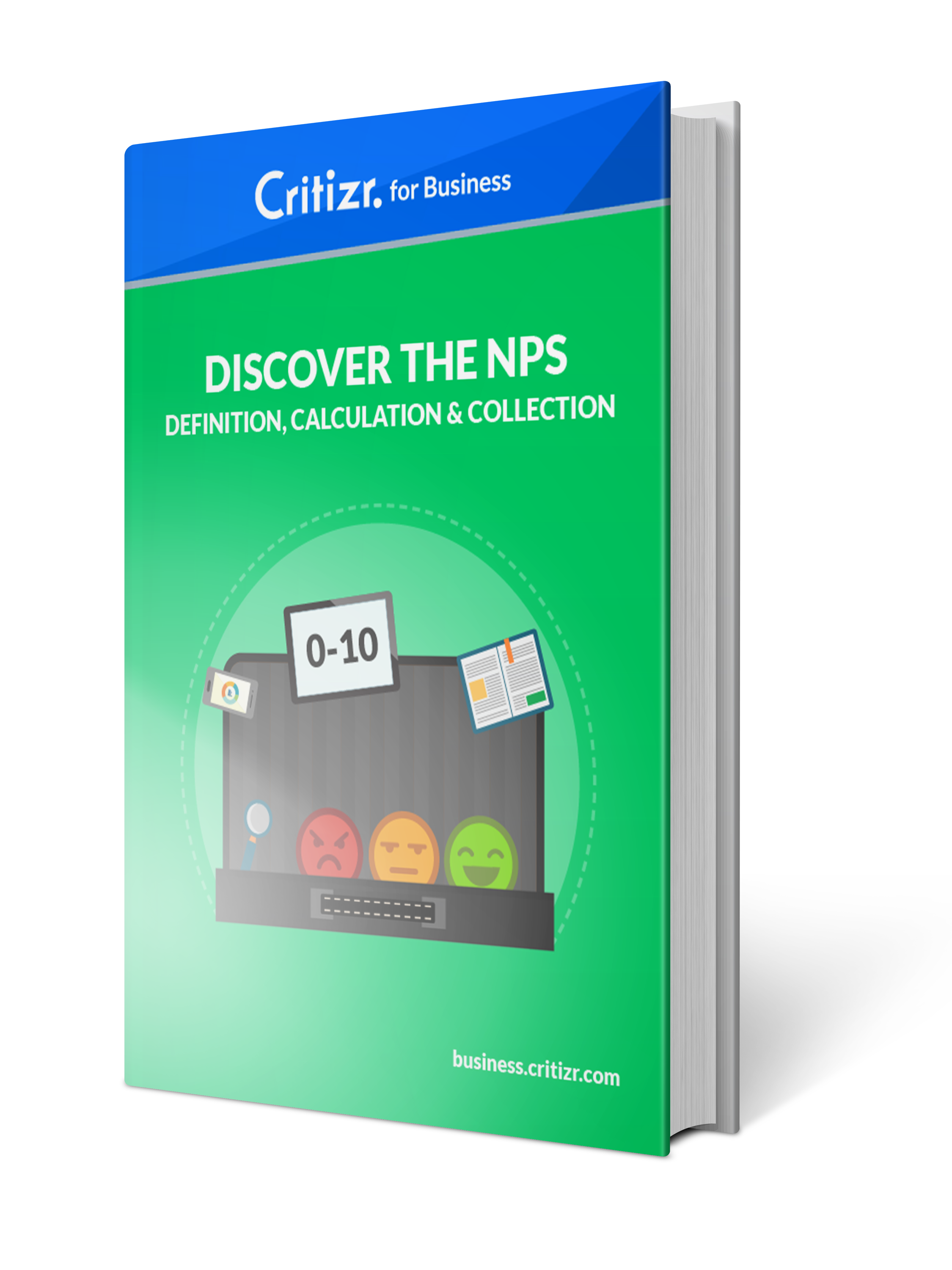 Net promoter score ebook