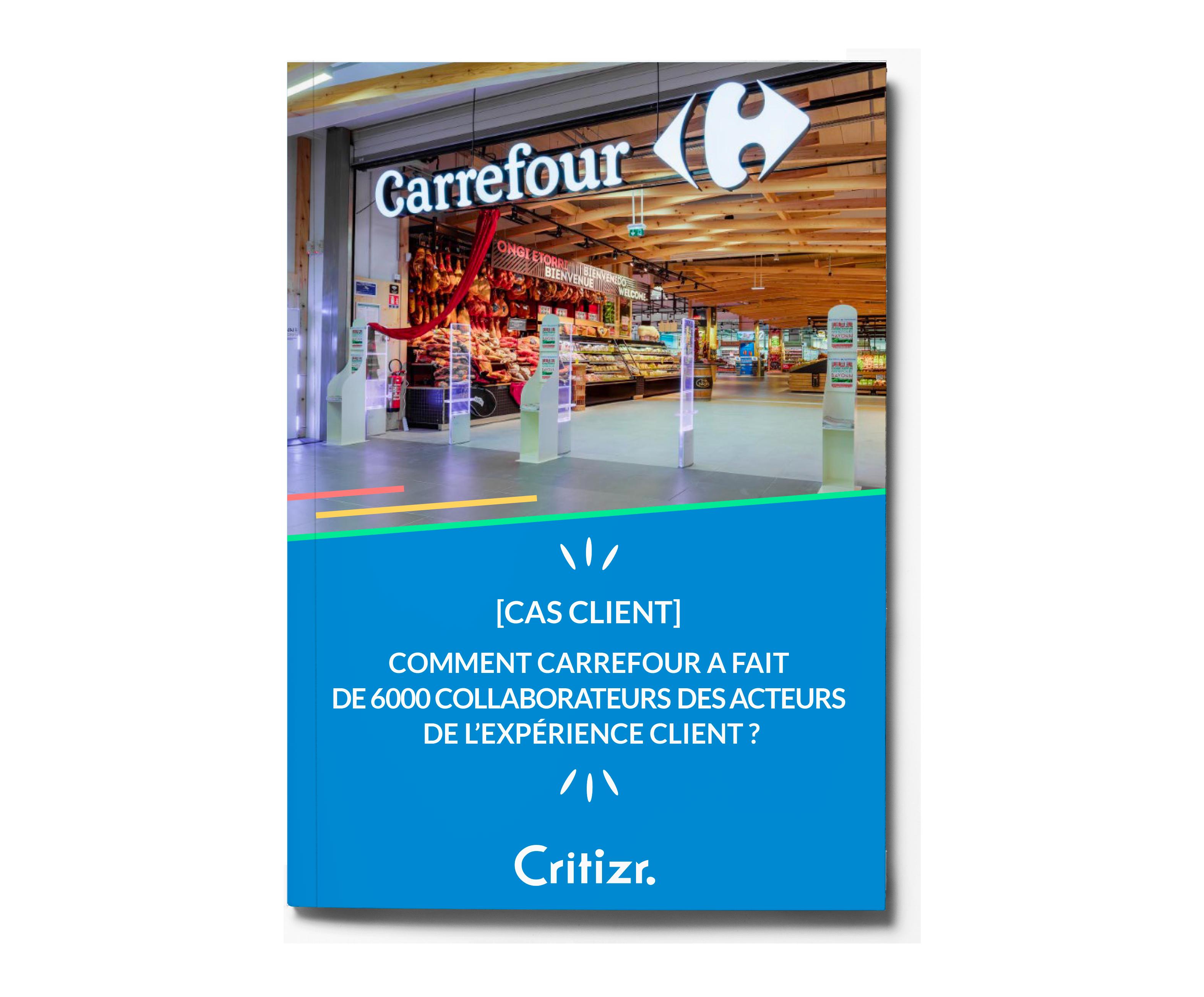 Cas client Carrefour