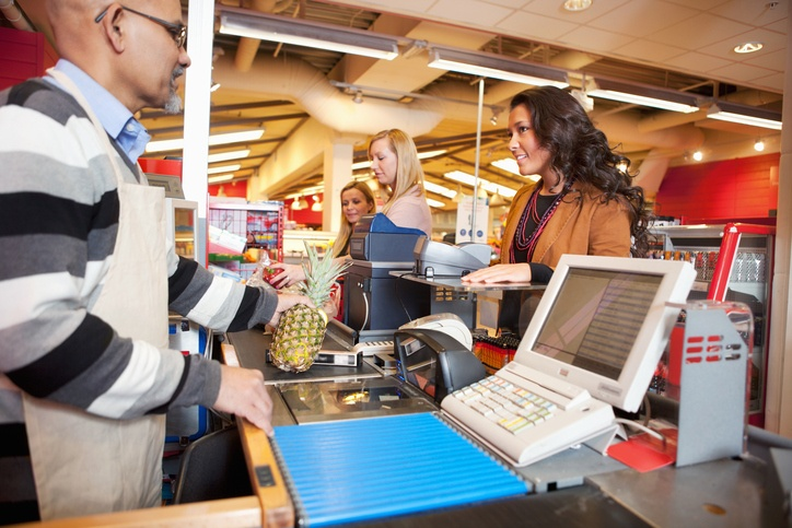 Les files d'attente en supermarché : facteur d'insatisfaction