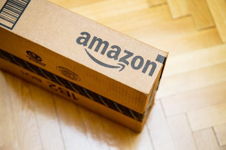 Amazon envoie plus de 600 millions de colis par an