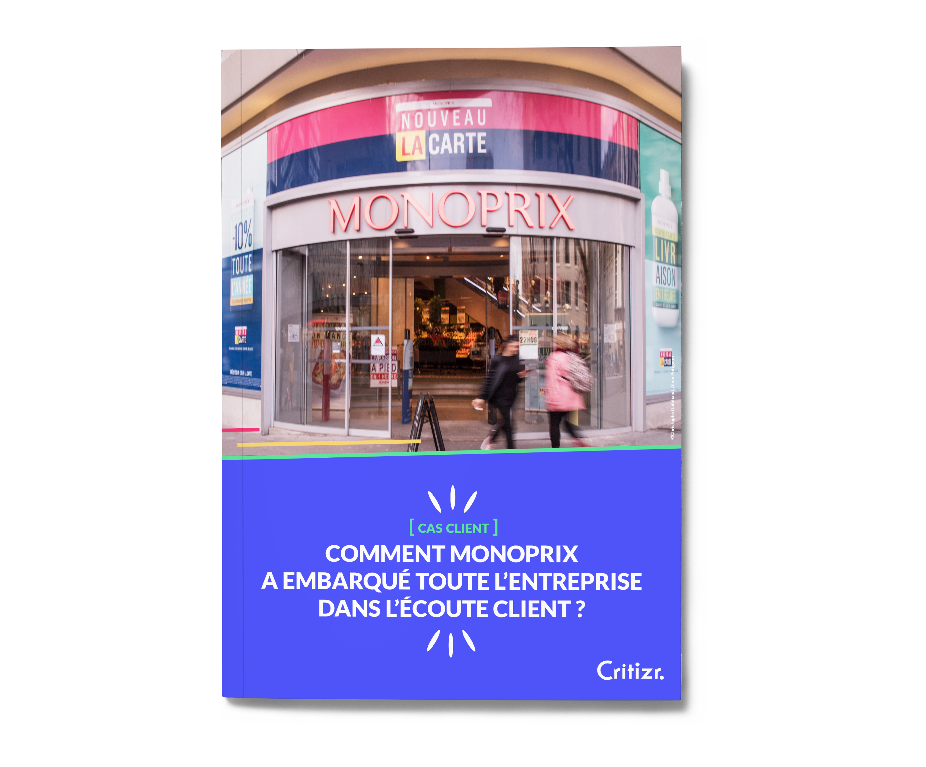 Business case Monoprix