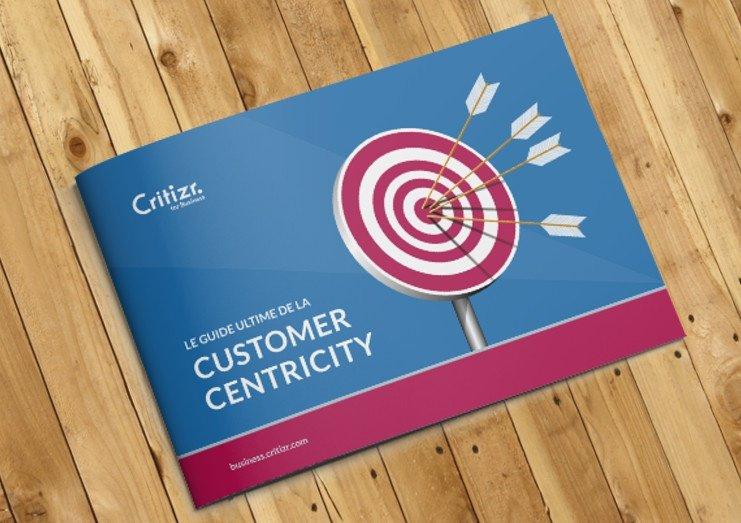 Customer centric ebook
