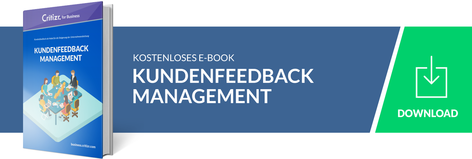 Call To Action Ebook Kundenfeedback Management
