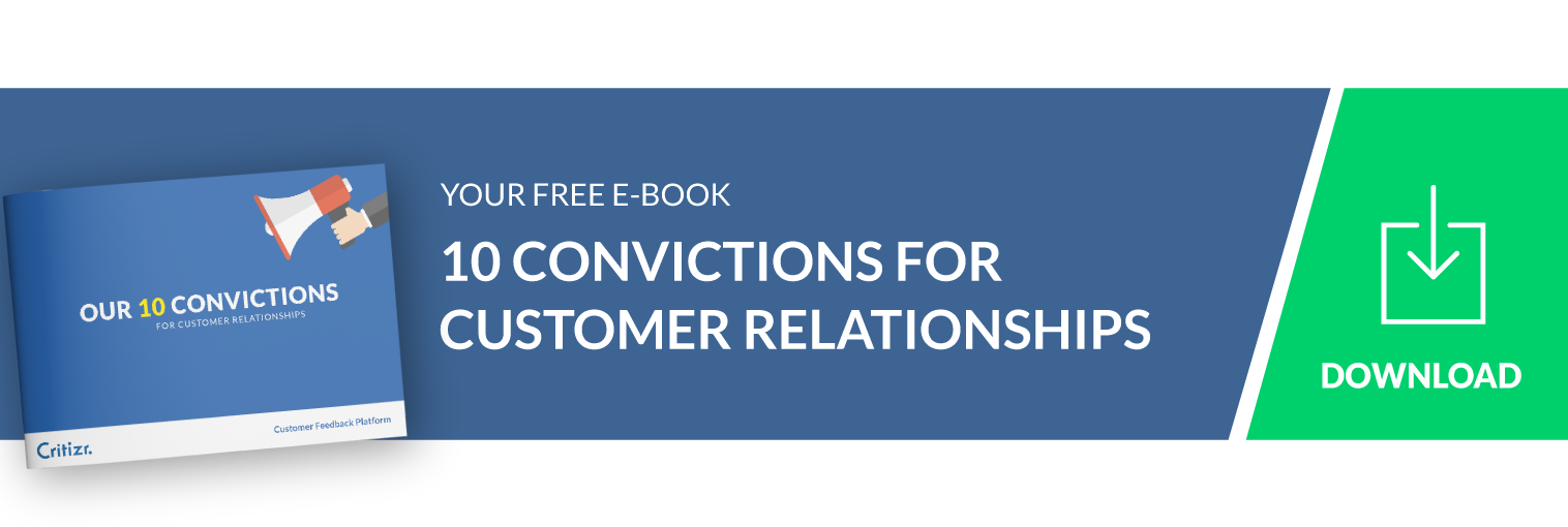 10 convictions for digital customer relationships : download the e-book