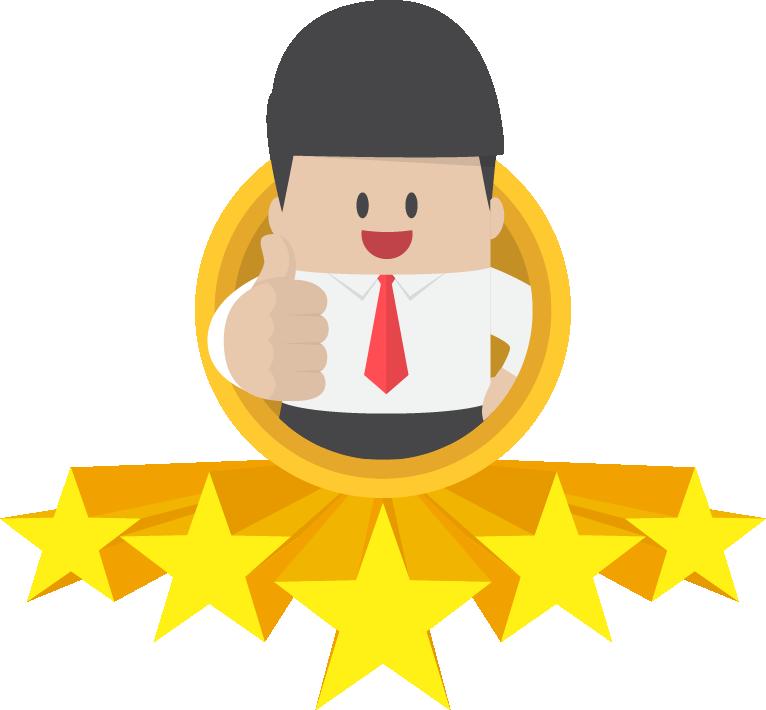 3 Tipps für den Umgang mit positivem Kunden-Feedback