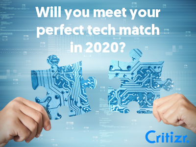 Will you meet your perfect tech match in 2020?