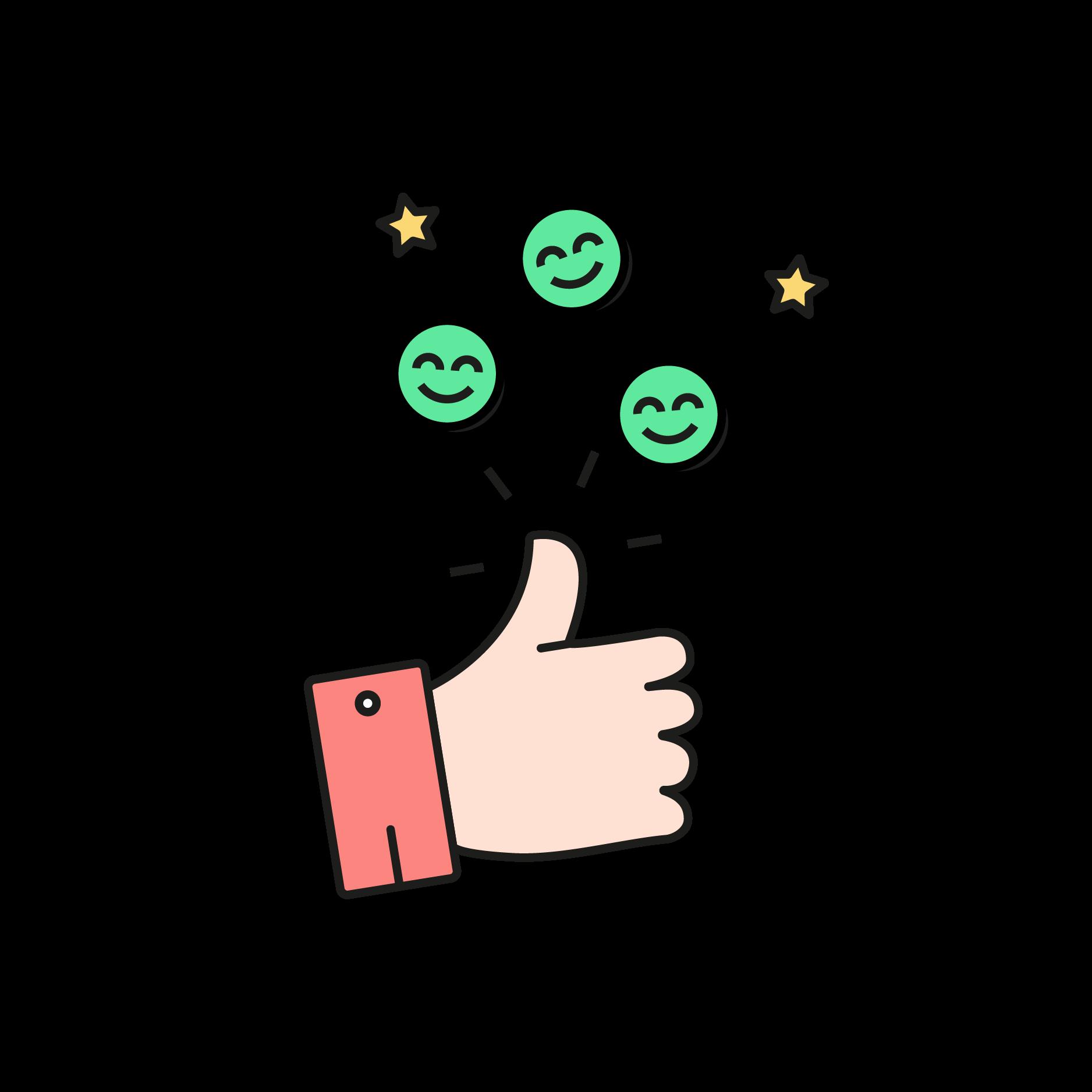 3 conseils pour répondre aux feedbacks positifs des clients